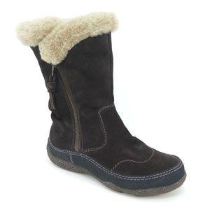 Clarks Originals Novice Moon Brown Suede Boots
